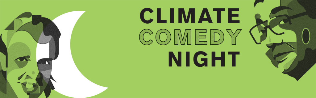 Climate Comedy Night 2019