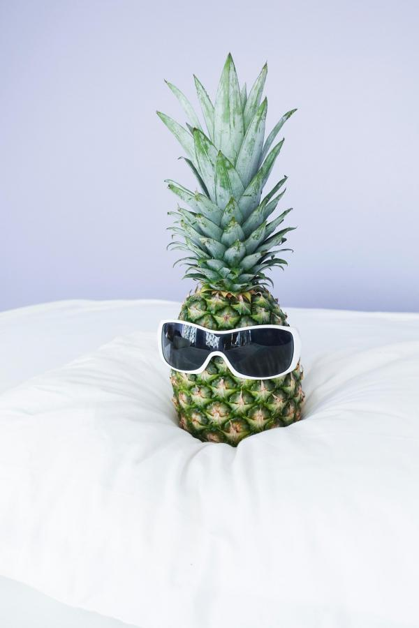 Photo by Elena Cordery comedy ananas